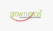 Grown Excel Logo