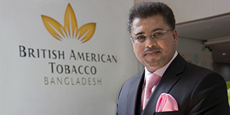 Corporate Photography for British American Tobacco