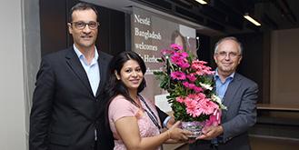Nestle Bangladesh Ltd Hired Commercial Photographer
