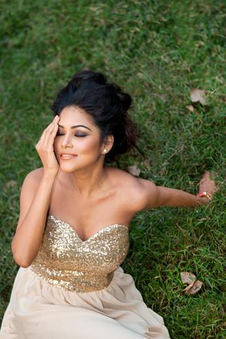 Jannatul Ferdoush Peya in Fashion Photography