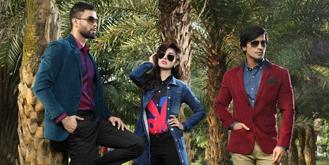 Sumon, Raj & Shoke Posed for BD's Best Model Photographer