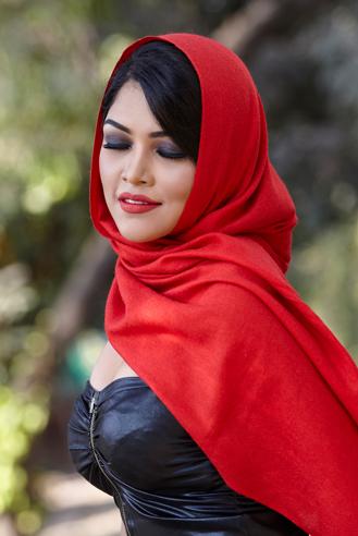 Peya in Fashion Photography
