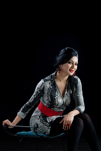 Jaya Ahsan In Fashion Photography Service